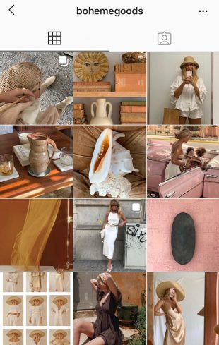 How To Create A Unique Instagram Aesthetic That Fits Your Brand