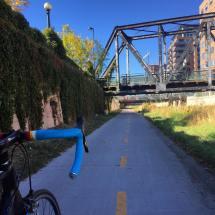 Denver Cherry Creek Bike Path