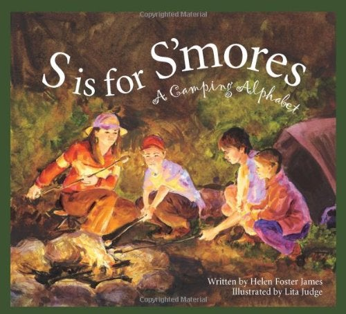Fortunately, there are also camping books that teach children important life skills.