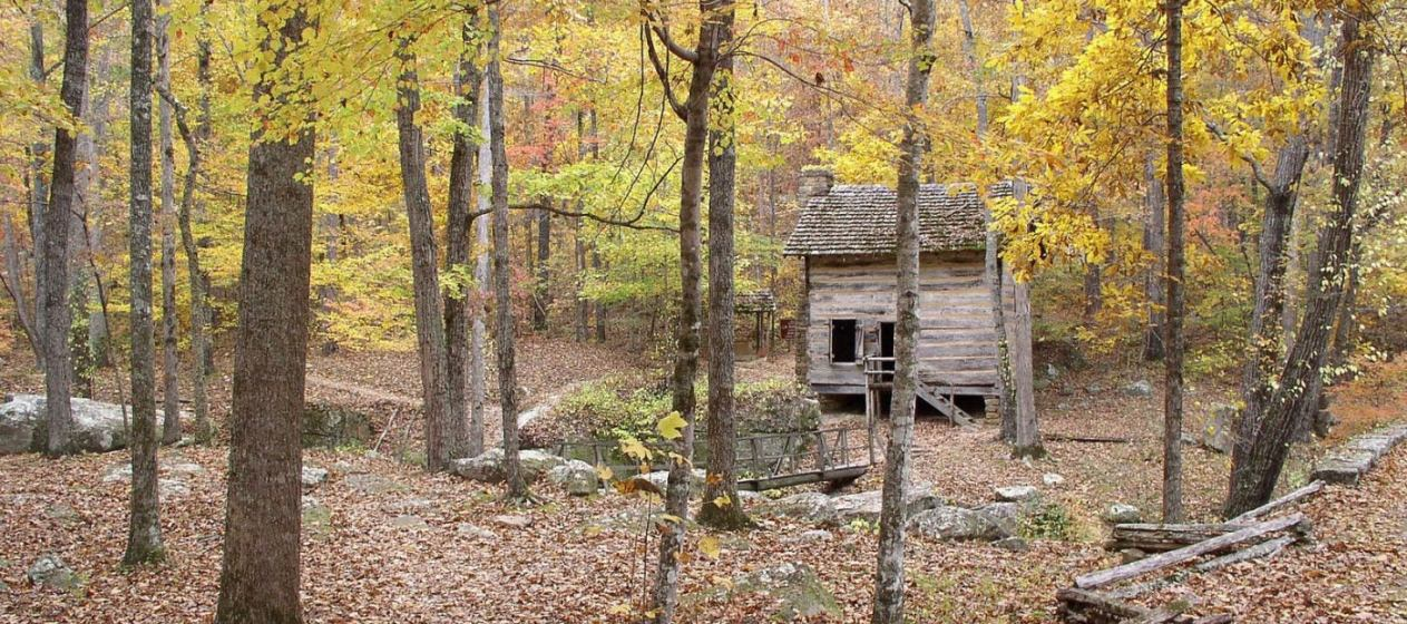 Tishomingo State Park Uncover History And 400 Miles Of
