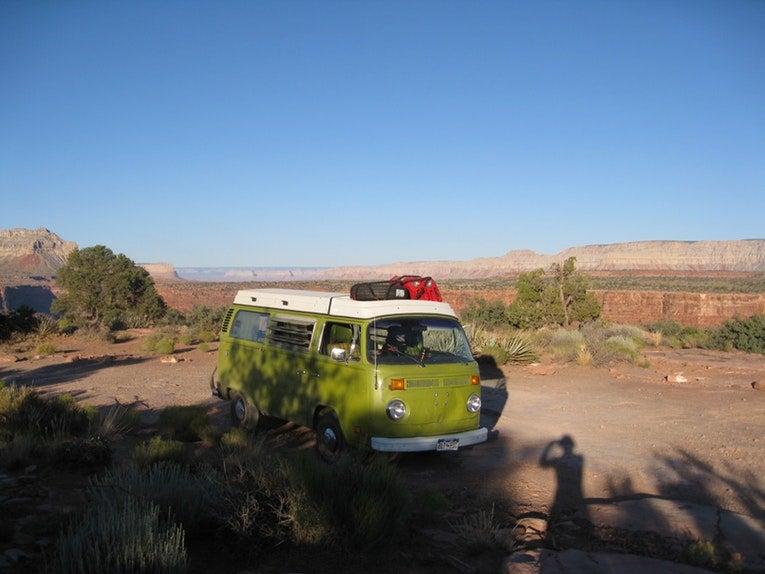 grand canyon national park camping