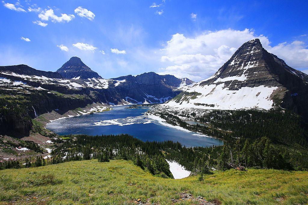 camping in glacier national park