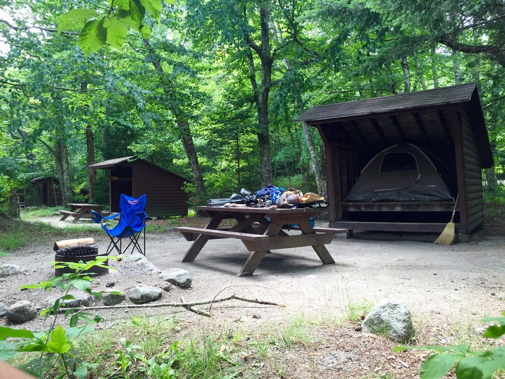 camping in new england state parks