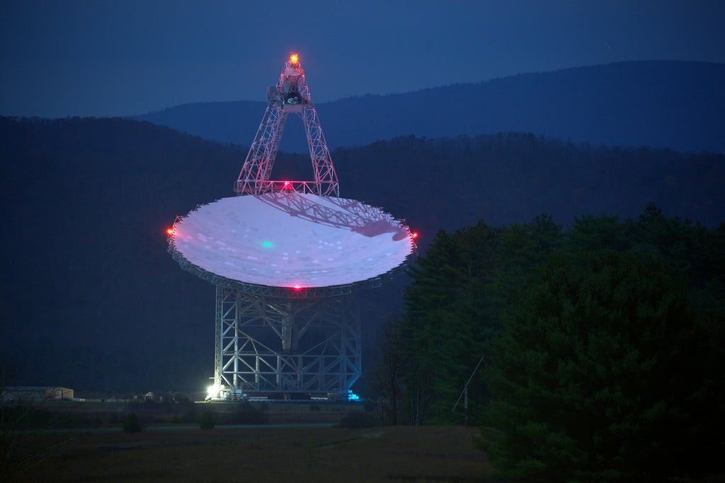 Green Bank Observatory and Telescope