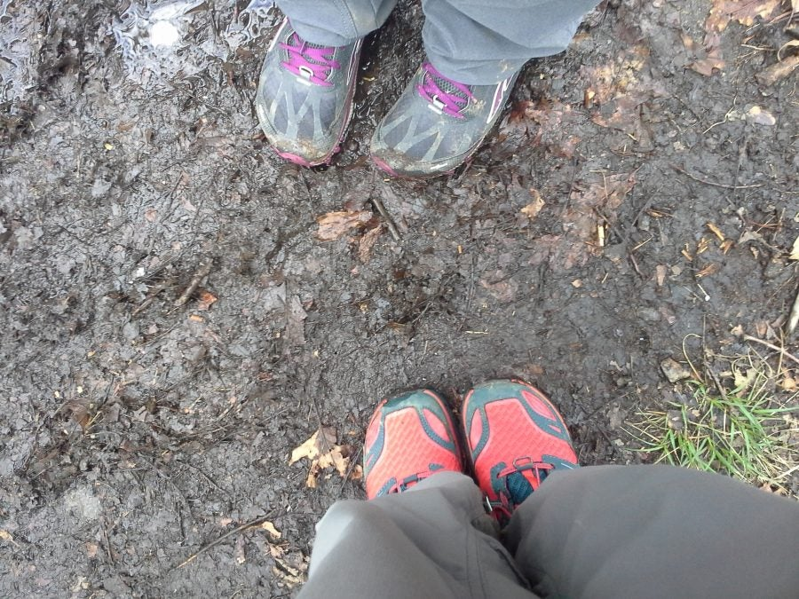 appalachian trail conditions