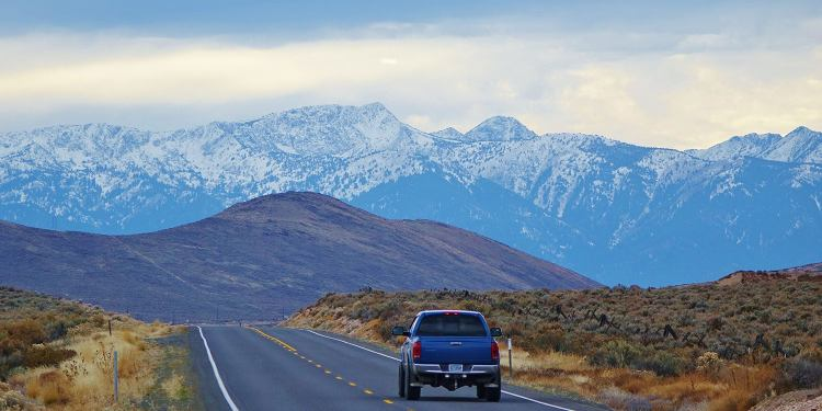 oregon's scenic byways landscape