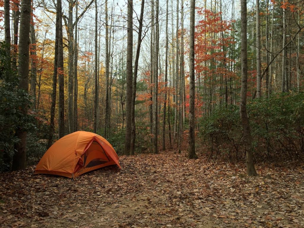 mount pisgah campgrounds in north carolina