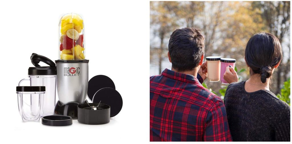 The MagicBullet Microblender, one of our favorite RV gifts