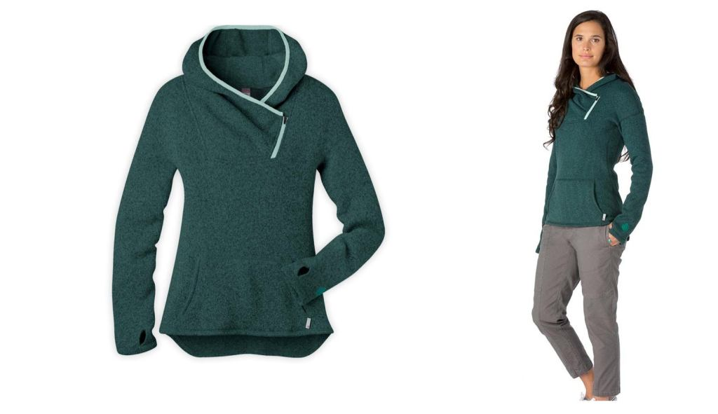 The Stio Sweetwater Fleece, one of our favorite RV gifts this holiday season.