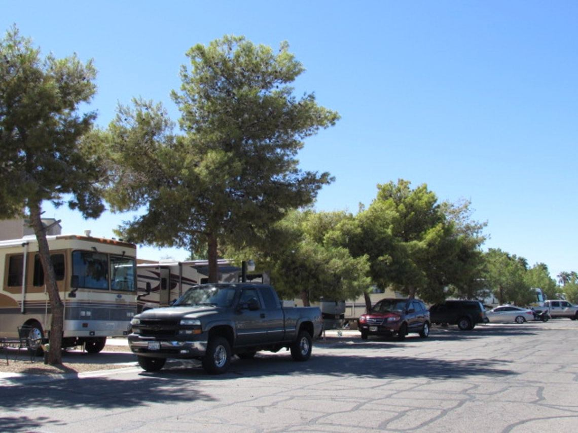 las vegas rv parks, arizona charlies,