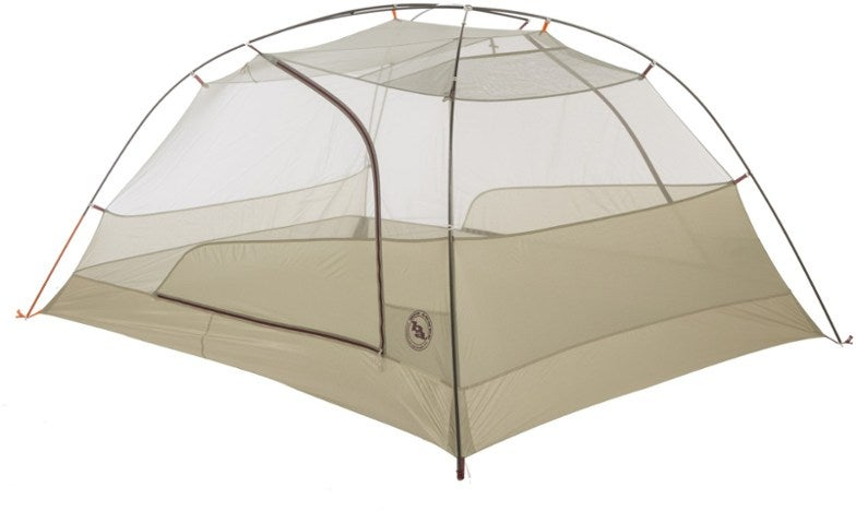 big agnes tent set up without rainfly