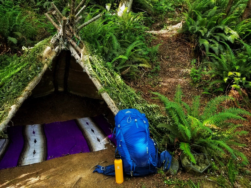 Here's Everything You Should Add to your Primitive Camping
