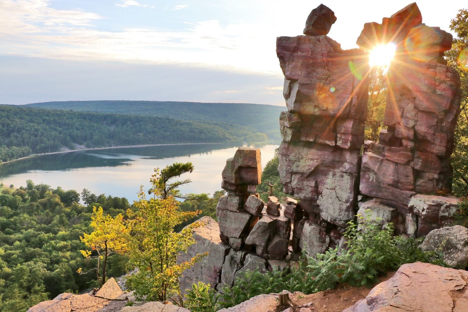 Everything You Need to Know About Camping on Wisconsin's Ice Age Trail