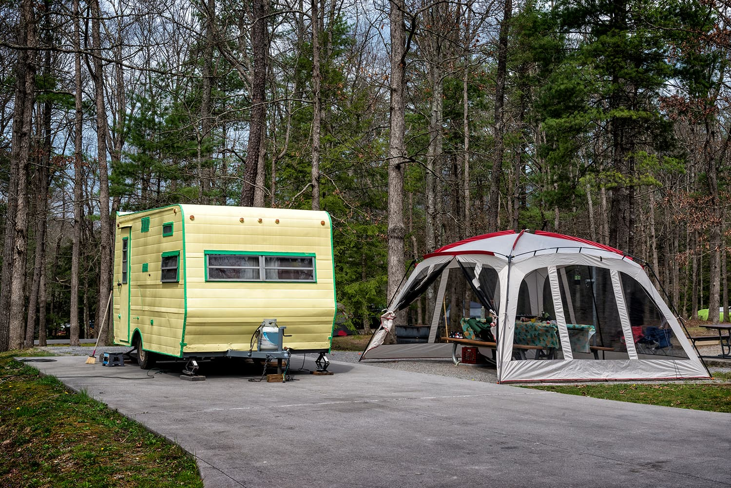 Great Smoky Mountains Camping: (Almost) Everything You Need to Know