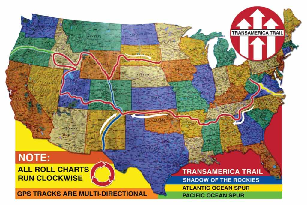 The Trans-America Trail: Your Guide to The Greatest Off-Roadtrip