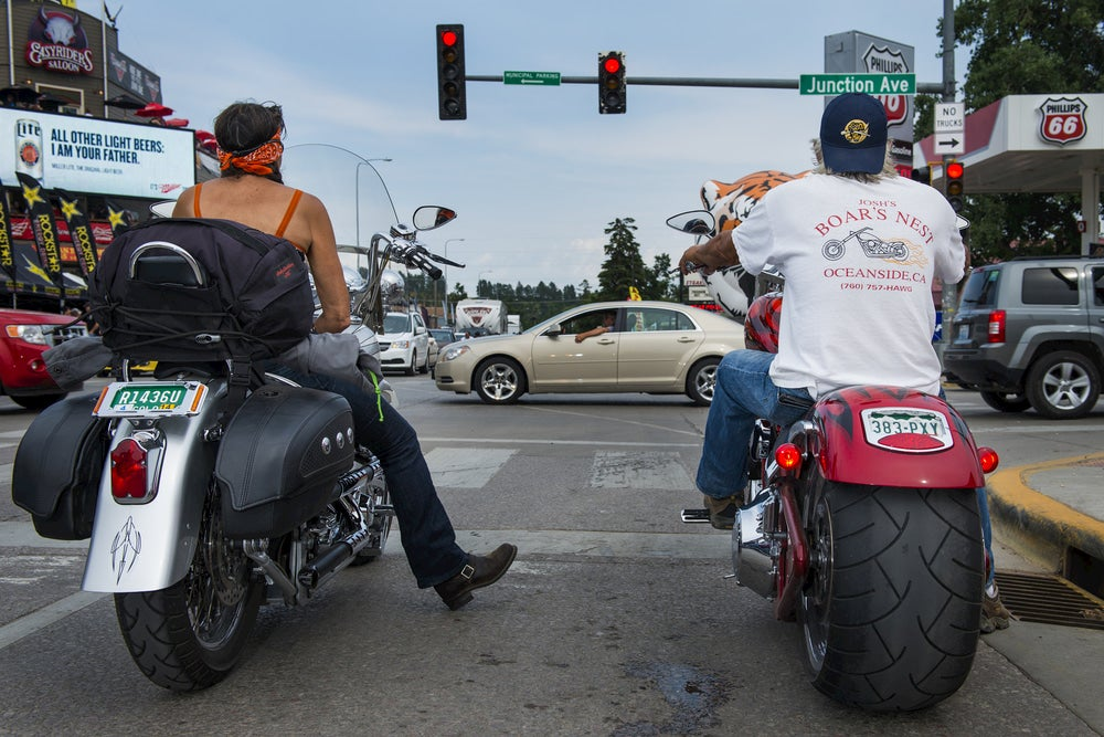 World Famous Sturgis Motorcycle Rally History + Where to