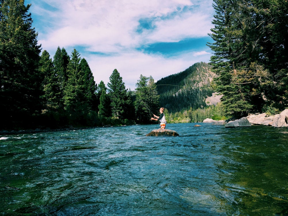 10 Montana Fly Fishing Destinations for Anglers and Campers