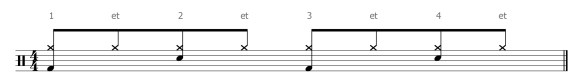 Illusion rythmique 1