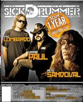SickDrummer Magazine