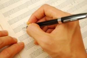 Écrivez vos rythmes quand ils vous viennent