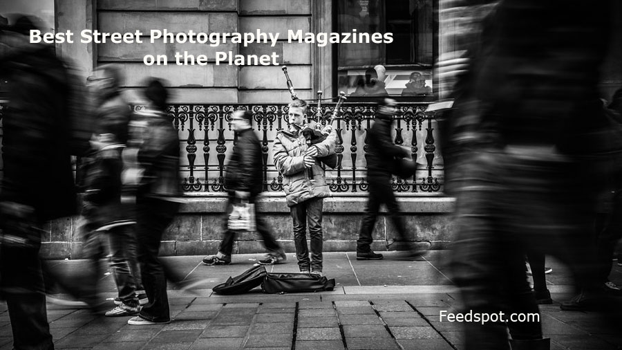 Street Photography Magazines