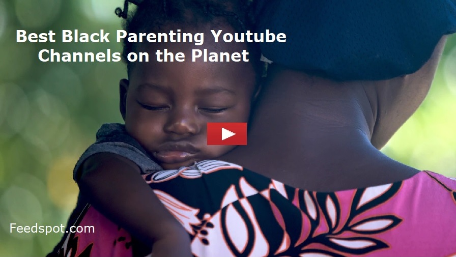 Black Parenting Youtube Channels