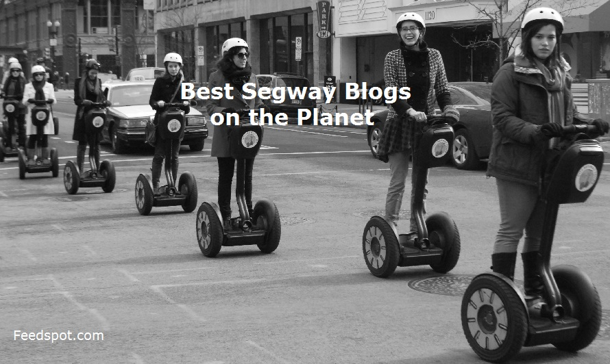 Segway Blogs