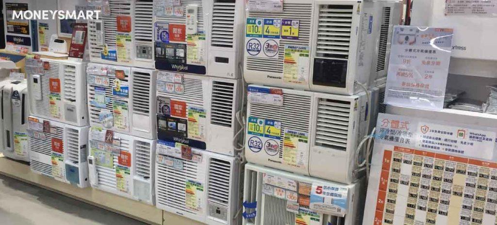 【消委會】14款冷氣機質素比較 豐澤 威士汀 美的 性價比高 | MoneySmart.hk