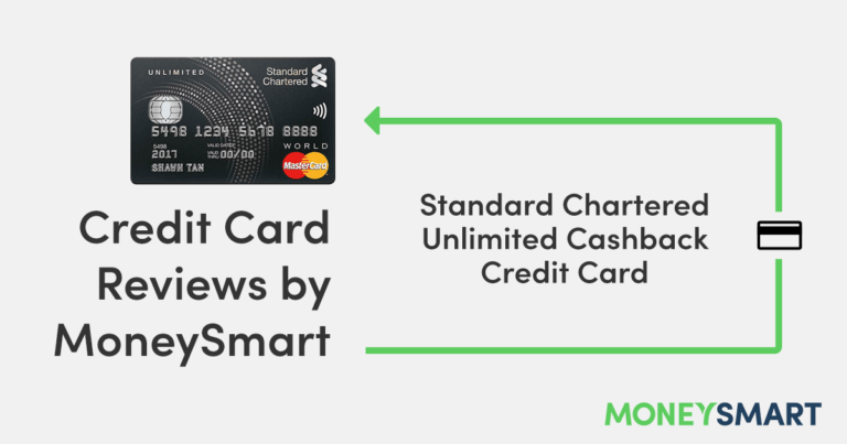 Standard Chartered Unlimited Cashback Credit Card Review 2020
