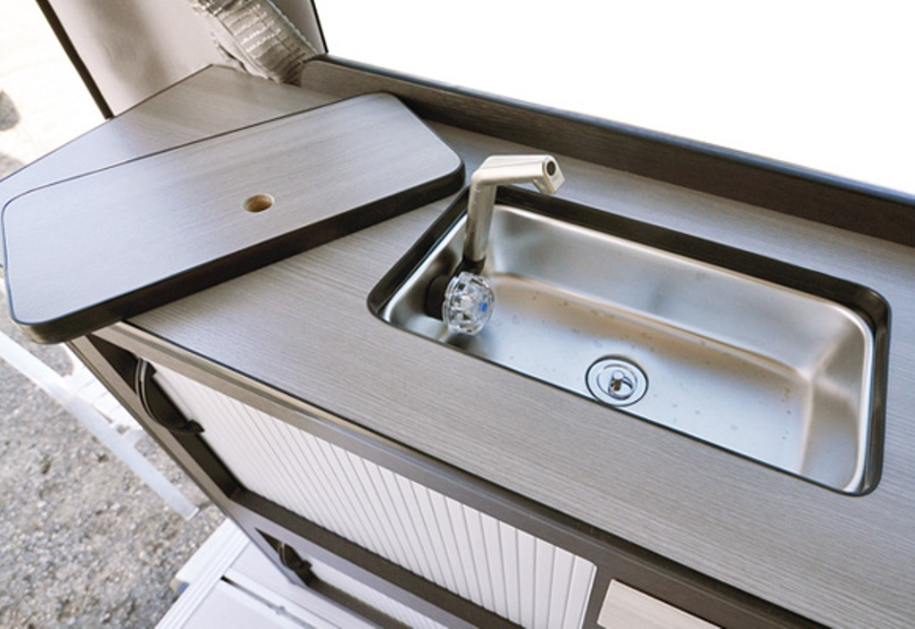 kitchen skins rv kitchen sinks and faucets