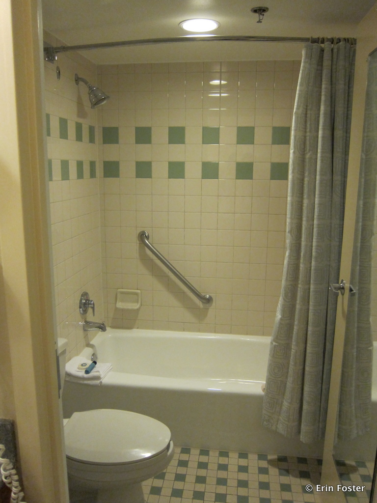 Choosing A Disney World Hotel Its All About The Bathroom
