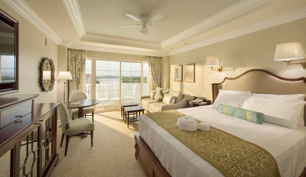 The Villas at Disneys Grand Floridian Officially Open