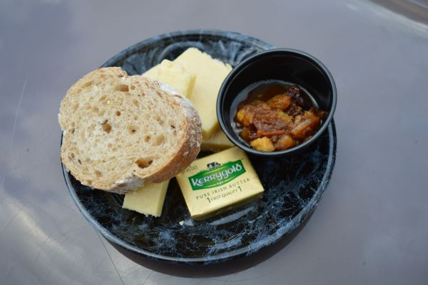 Eating Vegetarian and the 2013 Epcot Food and Wine Festival