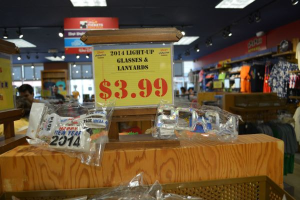 February 2014 Report Of Disney Outlet Store