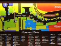 Downtown Disney Map Disneyland
