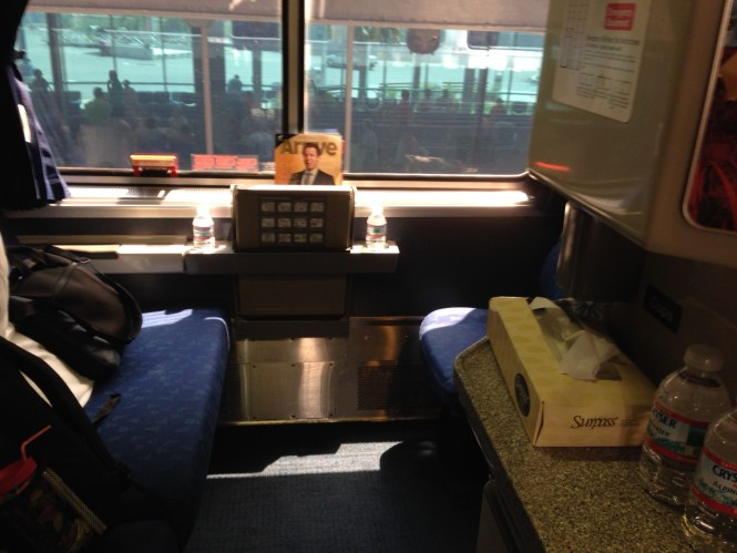 Auto Train Bedroom By Day