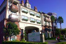# - Of Anaheim Camelot Inn & Suites