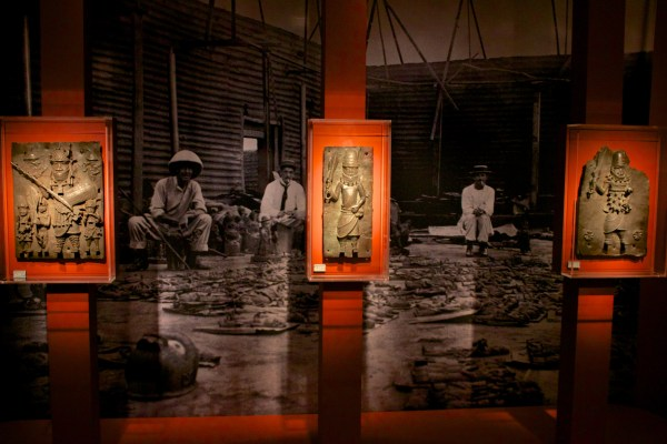 ' In Washington Dc - Sackler And African Art Museum