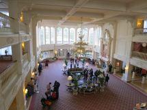 Disneyland Hotel In Paris - Thoughts