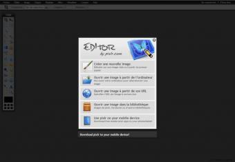 Pixlr Editor - Tutorial pour ajouter du texte