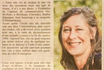 Rashel Réguigne création de sites web pour les entreprises Bordeaux