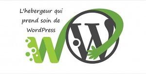 WP Serveur hébergement WordPress