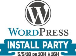Install Party WordPress