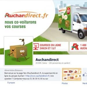 Auchan Direct et greenwashing