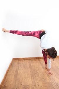 mon défi pilates yoga # jour 5