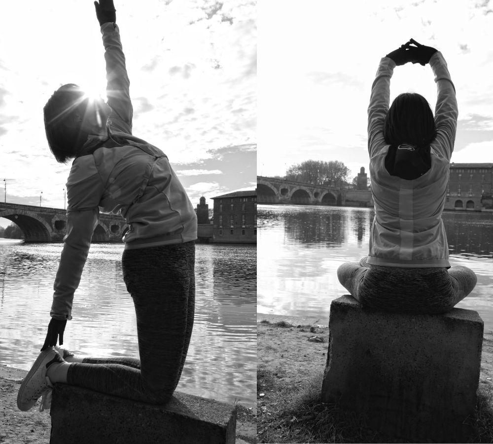 Canicule: comment se sentir bien grâce au yoga