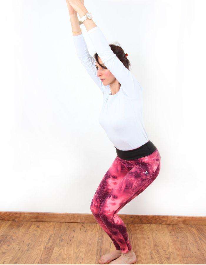 Mon défi pilates yoga # jour 8