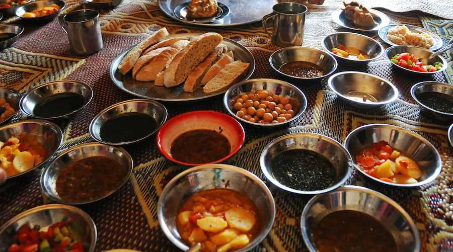 Gastronoma de Egipto  Gua Blog Egipto
