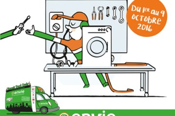 Tour de France de la Réparation | le Repair Truck ENVIE partout en France