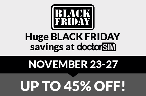 Unlock your phone with an up to 45% discount during our unbeatable Black Friday sale